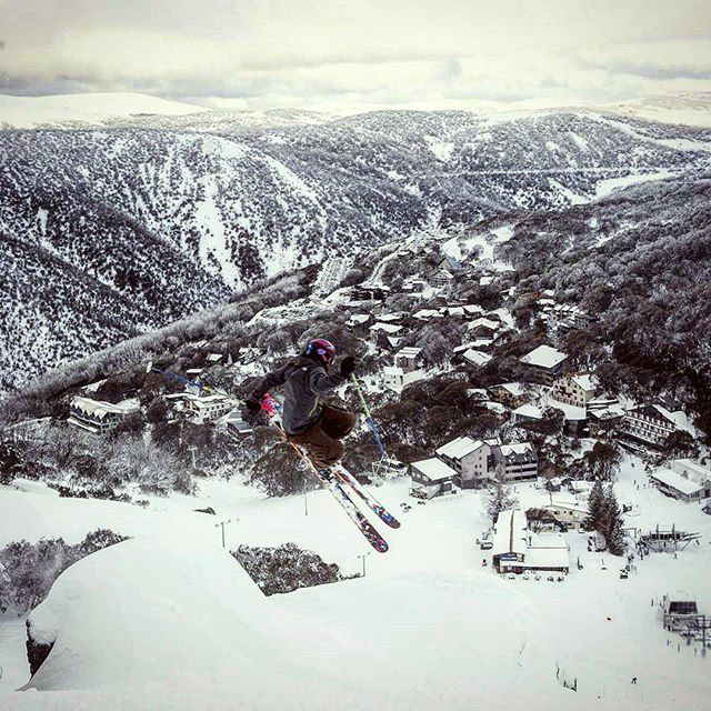 Falls Creek Grab above Village